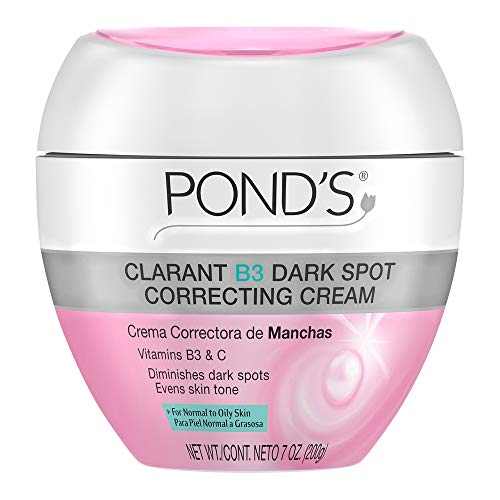 Lot of 3 Bottles Ponds Clarant B3 Dark Spot Correcting Cream 1.75 Oz/each