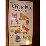 img - for WORDS TO GROW ON (Knee-High Book) book / textbook / text book