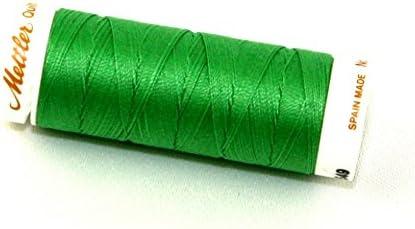 Mettler-40/100/% Baumwolle Quilten Gewinde 150/m 150/m 1402/Persimmon/ /Pro Spule