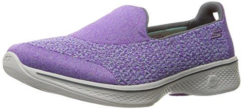 Donna Walk 4 Pursuit Go Skechers Purple Running Scarpe pUqfOfcZW