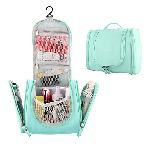 07c96f879b03 Hanging Toiletry Bag Portable Travel Organizer Cosmetic Makeup Storage for  Business