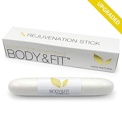 [Upgraded]Vaginal Tightening Rejuvenation Stick with All Natural Herbal Blend, Vaginal Detox, Fast Results, and Hygiene Eliminate Odor for Female Healthy Support by BODY&FIT