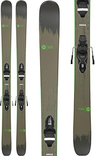 Rossignol Smash 7/Xpress 10 Ski Package Mens Sz 160cm Black