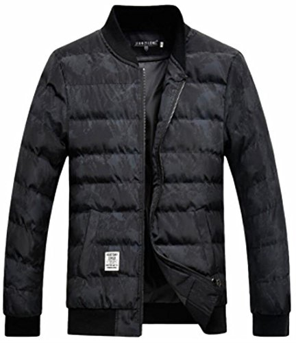 Down Mens Warm UK today Stand Thicken Winter Outwear Jacket Collar 4 Coat 6q0Fx5wx