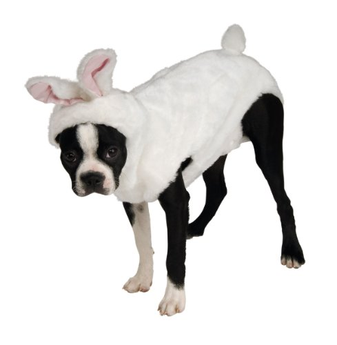 [Rubie's Bunny Rabbit Pet Costume, Small] (Pet Bunny Halloween Costumes)