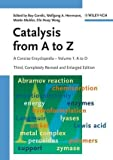 Catalysis from A to Z : A Concise Encyclopedia, , 3527314385
