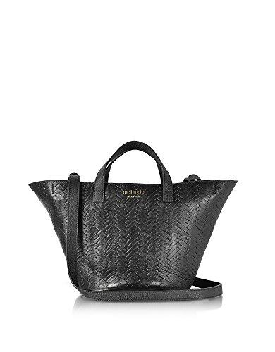 Meli Melo Borsa Shopping Donna RO0201WL Pelle Nero
