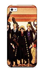 linJUN FENGHigh-quality Durable Protection Case For iphone 5/5s(one Piece Strong World Anime)