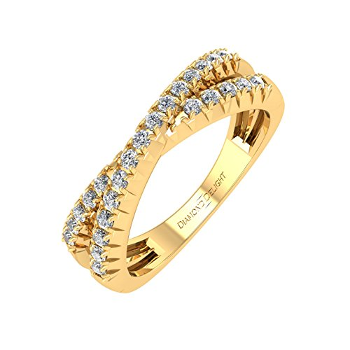 0.28 Ct Diamond Band - 7