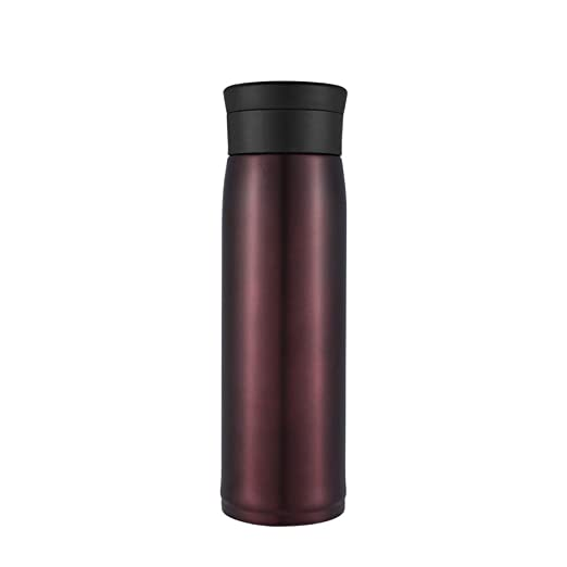WWDDVH 500 Ml De Doble Pared De Acero Inoxidable Café Termo ...