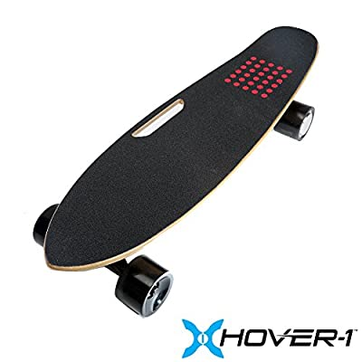 Hover-1 Cruze Electric Self Powered Skateboard with Carrying Handle from DGL Group, LLC - (Outdoors)