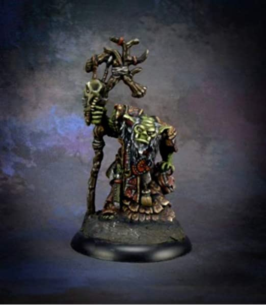 Warlord Metal Miniatur 3 Nefsokar Grunt Reaper Miniatures 14138: Anubis Guard
