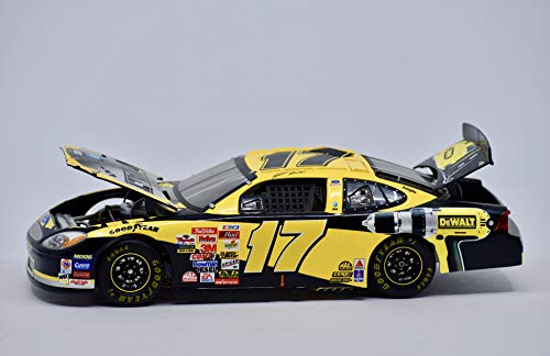 2001 - Roush Racing Owners Series - Matt Kenseth #17 - De Walt Saw Blades - Ford Taurus - Numbered - 1:24 Scale Die Cast - Collectible