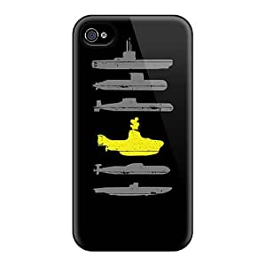 Snap-on Cases Designed For Iphone 6- The Yellow Submarine