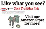 TrailMax Large Horse Saddle Bags for Trail