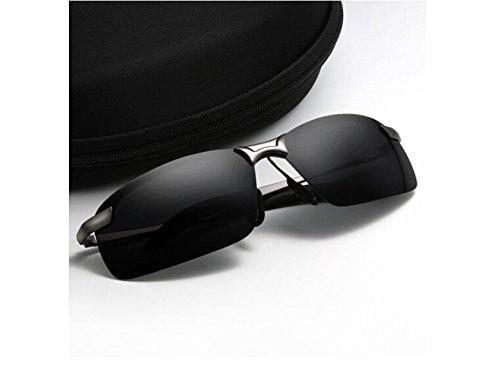 Gafas El Gafas Sol Controladores Y De Gafas Sol NHDZ Polarizadas Masculina Conducción De Hombres Gafas De Moda Deporte La wgPq6n4FB