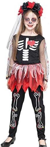Disfraz Catrina Love para Niña Halloween (10-12 años) (+ Tallas ...