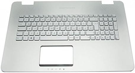 ipc-computer Teclado ASUS 13NB06K1M09X11, en alemán (de ...