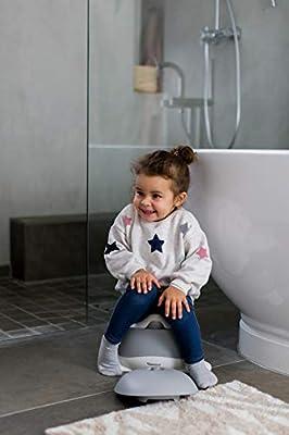 Kindsgut Childrens Potty Toilet//loo Black