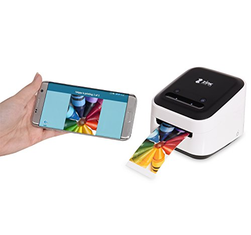 Amazoncom Zink Phone Photo Labels Wireless Printer Wi Fi