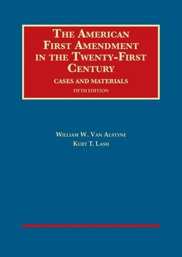 American First Amendment...,Cs.+Mat.