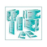 Dynarex Surgeons Sterile Gloves Powder-Free, Latex, Size 7.5, 4 Boxes of 50