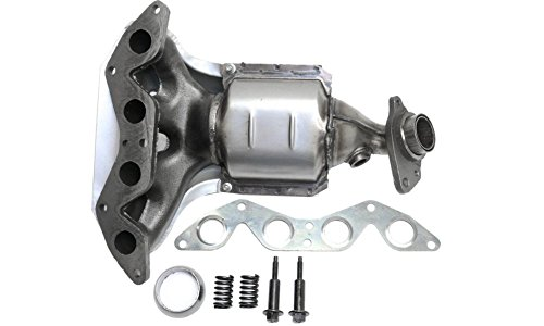 EVAN FISCHER REPH960325 New Direct Fit CIVIC 01-05 CATALYTIC CONVERTER, Front, 4 Cyl, 1.7L, Except VTEC Engines Assembly by Evan Fischer