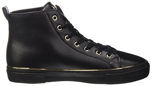 Femme Garbille Hautes Noir Guess Nero Sneakers YzUw7qR