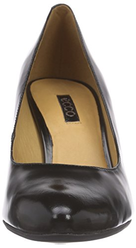 EccoECCO Mujer ALICANTE zapatos cerrados BLACK11001 Negro tacón de 8rx8AH