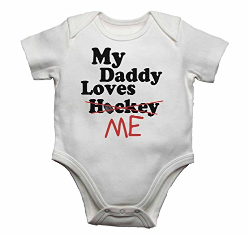 para Daddy Chalecos Not My Hockey beb Loves Me ZRq7WOY