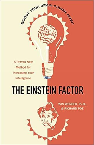 The Einstein Factor By Win Wenger Pdf