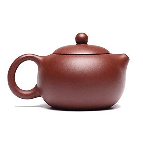 yixing purple clay teapot - 4