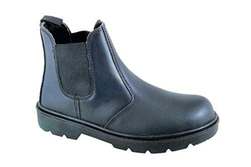 Blackrock Sf12b, Chaussures de sécurité Mixte adulte - Marron (Brown) - EU 36 (UK 3) Noir (Black)