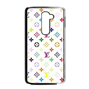 LV Louis Vuitton design fashion cell phone case for LG G2