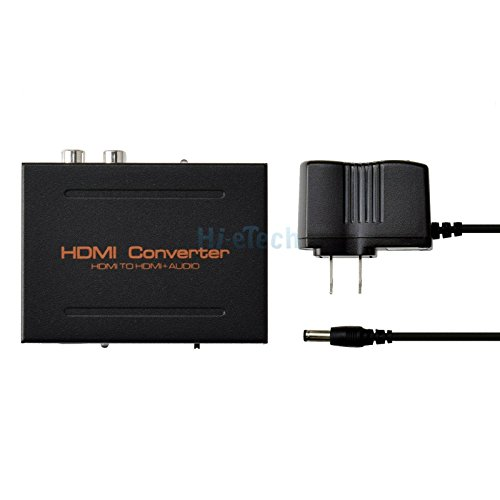 simply silver - 1080P HDMI to HDMI + Audio SPDIF L/R Extractor Adapter for Google Chromecast US by Simply Silver (Image #8)