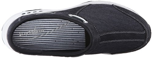 Easy Spirit TRAVELPORT Women's Mule, Navy, 8.5 M US