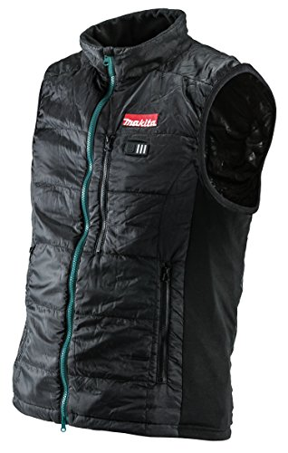 Makita DCV200ZL 18V LXT Lithium-Ion Cordless Heated Vest Only, Large, Black by Makita (Image #7)