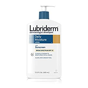 Lubriderm Lotions, Daily Moisturize