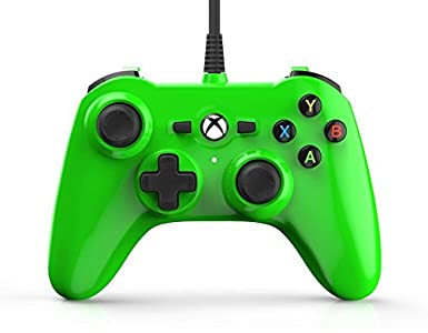 PowerA Mini Controller For Xbox One -Electric Green: Xbox One