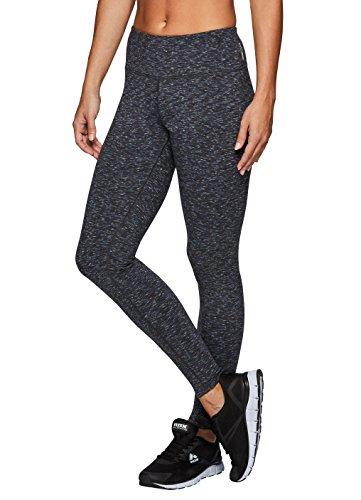 RBX Active Women's Yoga Workout Leggings Grey L