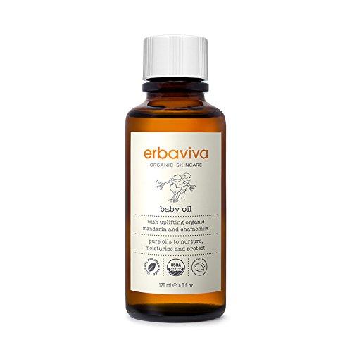 Erbaviva Organic Baby Oil by Erbaviva