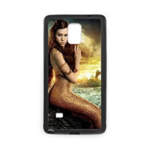 Pirates of the Caribbean Samsung Galaxy Note 4 Cell Phone Case Black as a gift A4551142