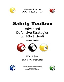 Safety Toolbox - Defensive Strategies for Pool & Pocket Billiards