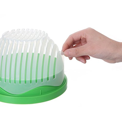 vegetable slicer green - 6