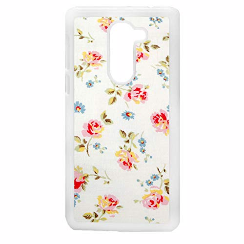 Tyboo Rigid Plastic Phone Shell Have Floral Flower Handkerchief Lovely for Galaxy J8 Samsung Boys
