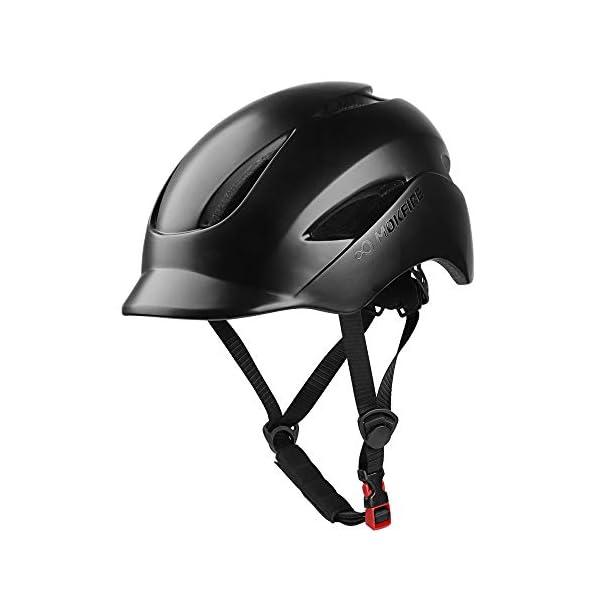 MOKFIRE Adult Bike Helmet That's Light, Cool & Sleek, Cycling Helmet CPSC...