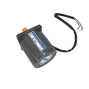 Image of Controls VTV 110 V AC 10 Gear Motor Reducer 20 Watts YN70-20 50 60 HZ 1250/1550 RPM