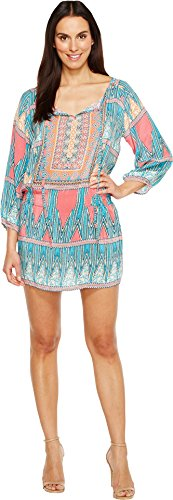 Zig Zag Tunic Dress - 5