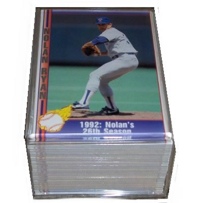 1991 Pacific Nolan Ryan Texas Express 111 MLB Baseball Card -