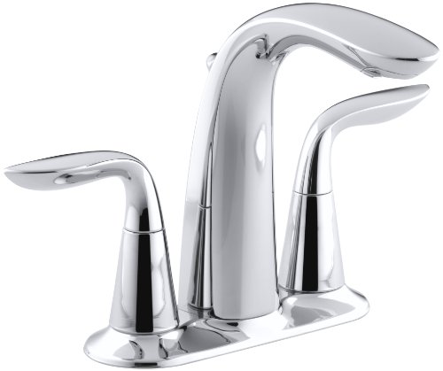 Kohler Refinia Centerset 2 Handle Bathroom Faucet